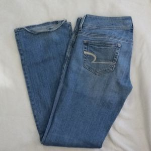 American eagle jeans..size 4